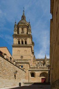 Catedral de Salamanca; Calle de Tentenecio, Salamanca