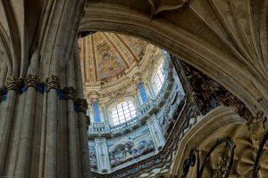 Dome Catedral de Salamanca, Salamanca
