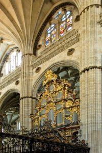 Organ Catedral de Salamanca, Salamanca