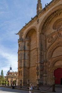 Puerta  de la Catedral de Salamanca, Salamanca