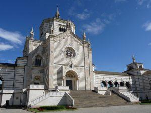 Cimitero Monumentale - Famedio - Milano