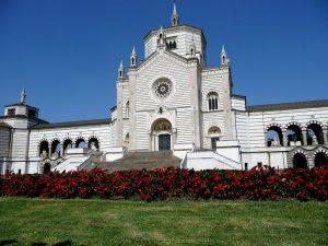 Il Famedio del Cimitero Monumentale - Milano