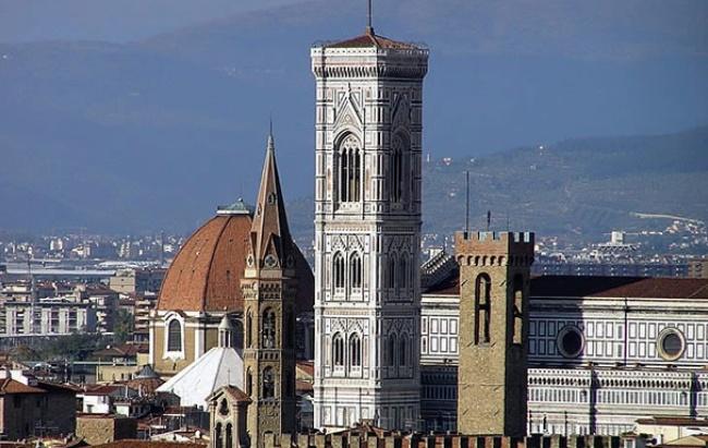 La Torre Campanaria de Giotto