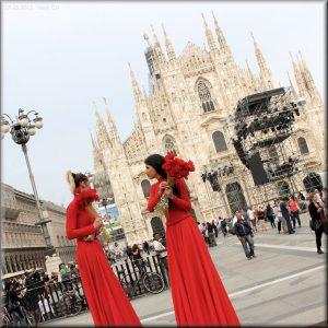 Milano rosso [90°]