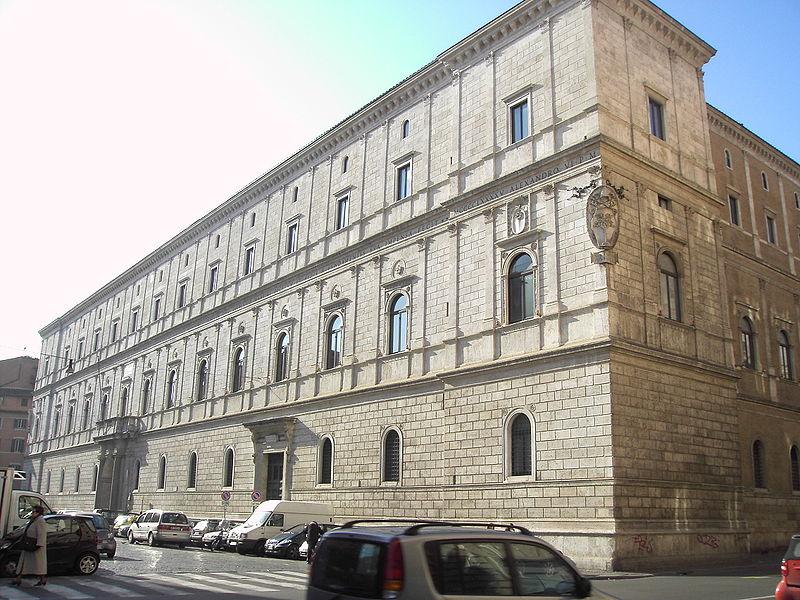 Palacio de la Cancillería