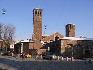 sant ambrogio Milano- Italia
