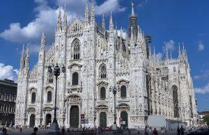 Catedral de Milán.