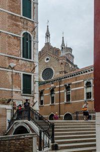 Santa Maria Gloriosa dei Frari, Rio Tera S.Toma - Campo dei Frari, Venice, Veneto, Venice