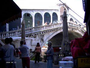 venise,le pont du rialto 2008