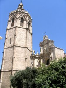 Catedral y Miguelete