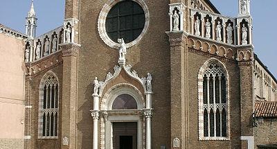 Iglesia de la Madonna dell'Orto