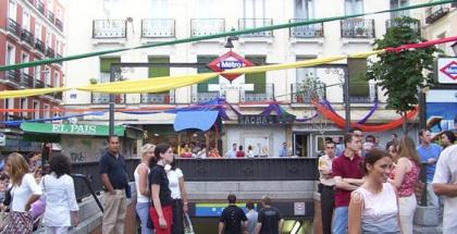 Barrio de Chueca - Madrid
