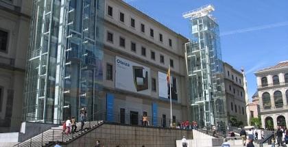 Museo Nacional Centro de Arte Reina Sofía - autor