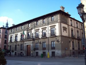 Palacio de Abrantes.