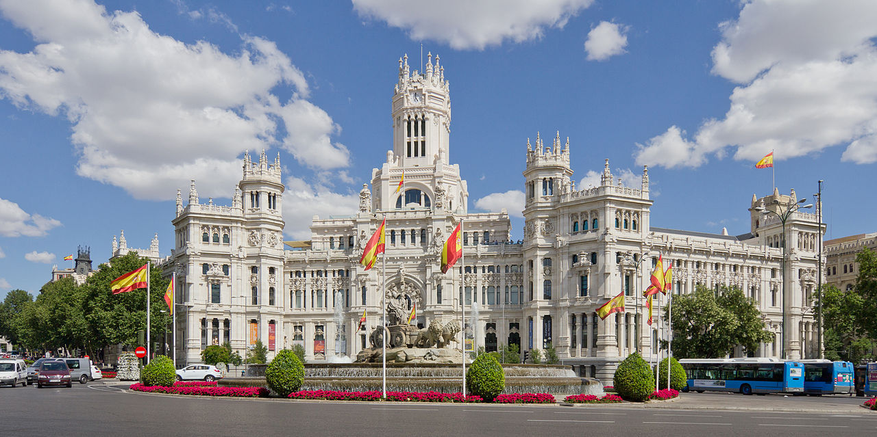 Madrid for Correo real madrid