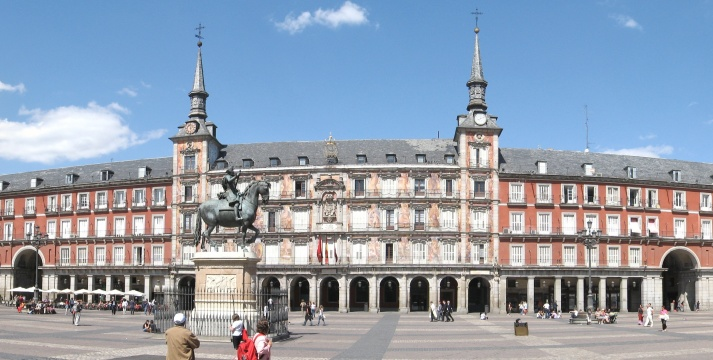 Plaza Mayor de Madrid