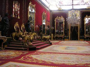 Salón del Trono - Palacio Real de Madrid