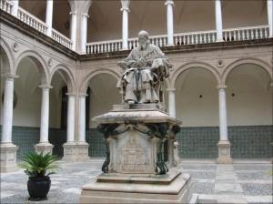 Estatua del Museo del Patriarca