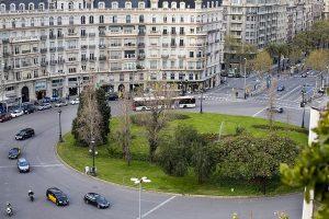 Plaza Francesc Maciá