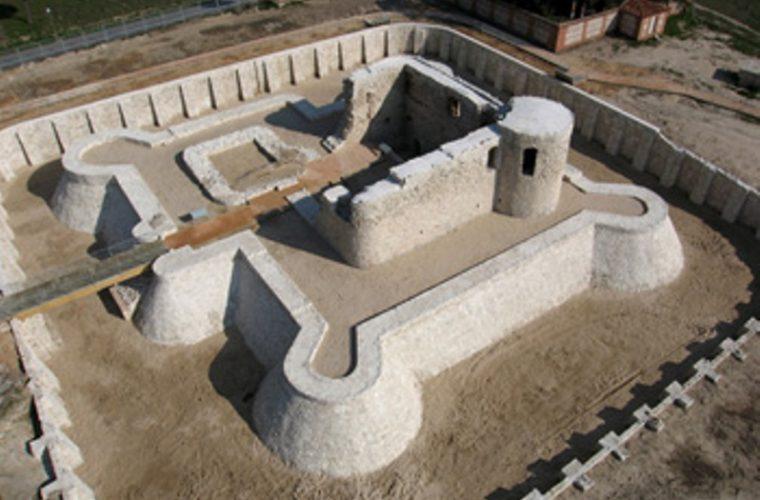 Resultado de imagen de Castillo de La Alameda,