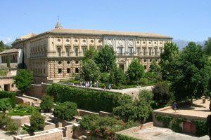 Palacio de Carlos I