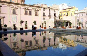Plaza de la Almoina