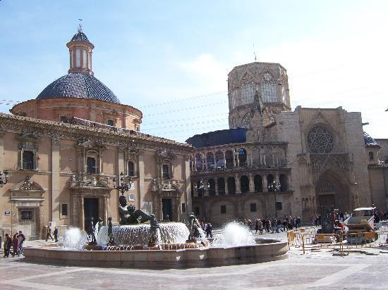 sitios en valencia