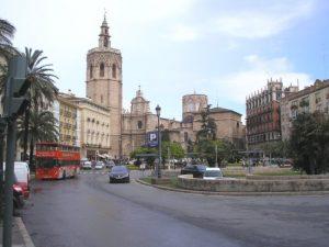 Plaza de la Reina de Valencia