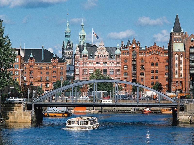 Hamburgo for Ciudades mas turisticas de espana