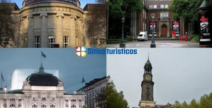 Sitios turísticos de Hamburgo