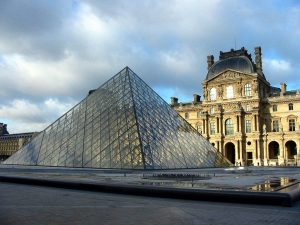 Museo del Louvre (frontis)