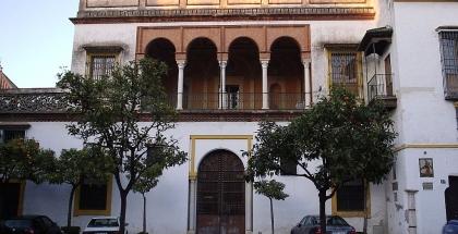 La casa de Pilatos está considerada como prototipo de palacio andaluzAutor