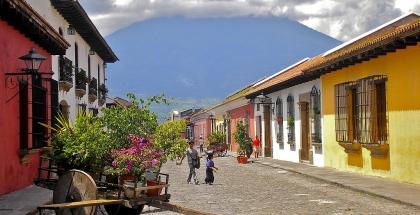 Guatemala colonial - Autor