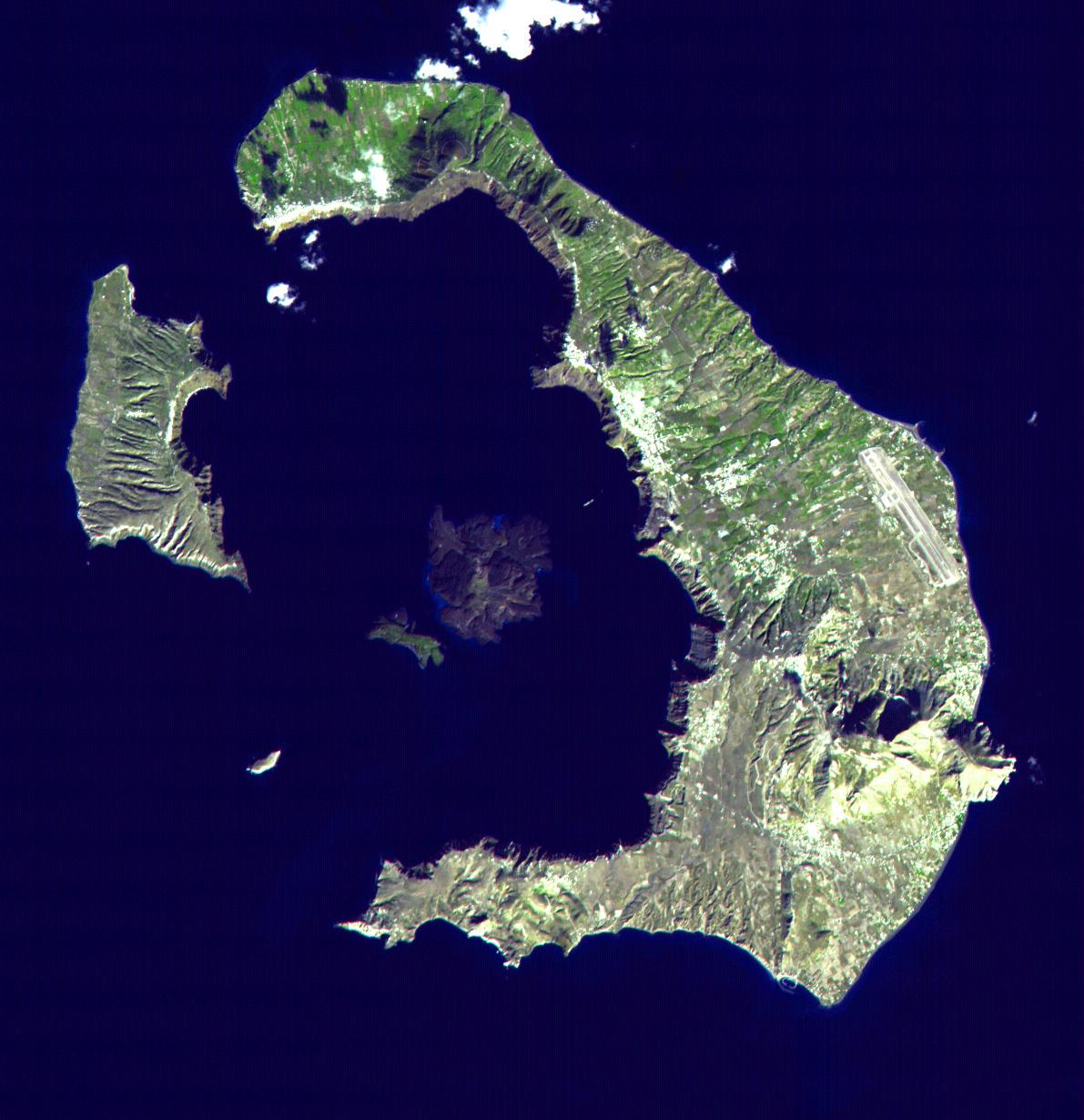Santorini: Una isla inolvidable