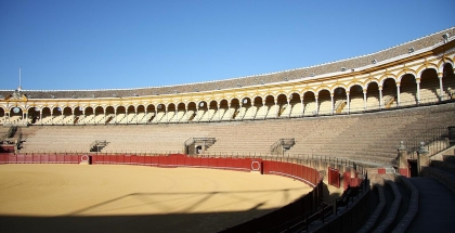 Plaza de Toros de la Real Maestranza de Caballería de SevillaAutor