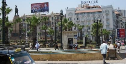 Plaza Saad Zaghlol