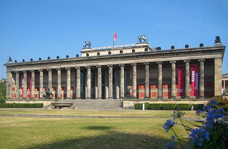 Altes Museum (Museo Antiguo)