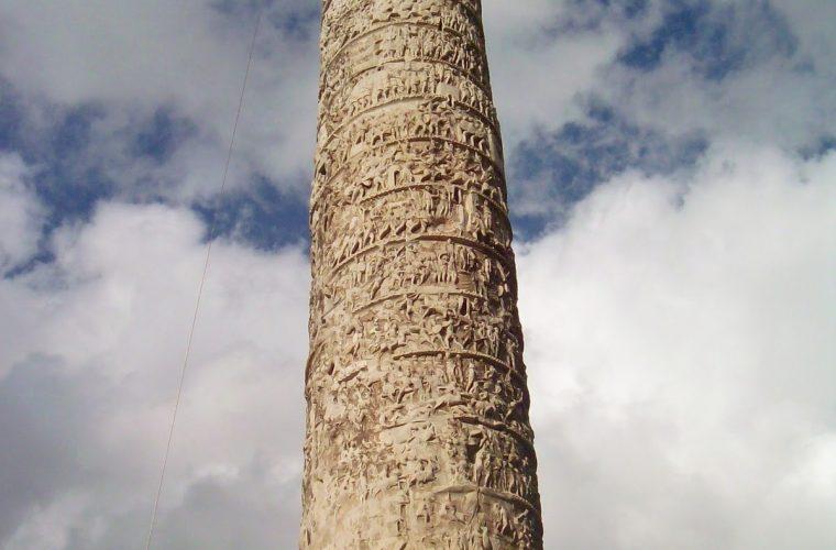 Columna de Marco Aurelio - Roma