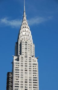 Edifico Chrysler - Nueva York