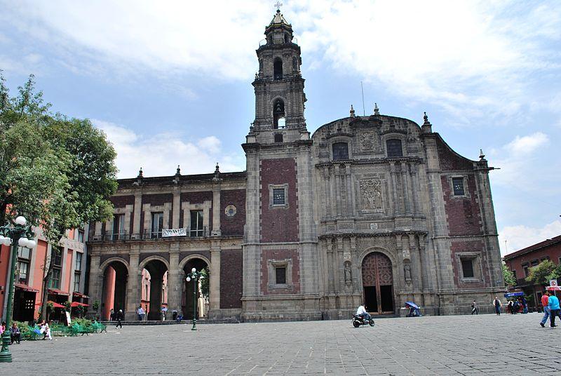 Iglesia de Santo Domingo (Ciudad de México)