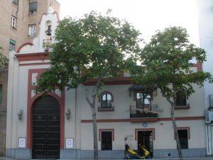 Iglesia de los Ángeles (Sevilla)