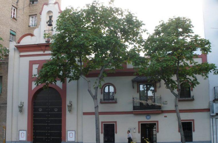 Iglesia de los Ángeles, Sevilla