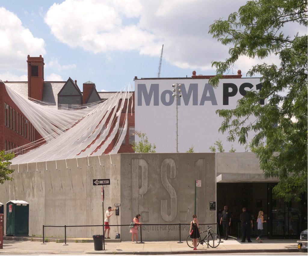 Centro de Arte Contemporáneo PS1