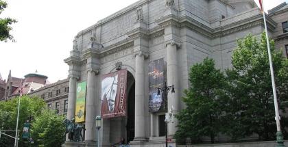 Museo Americano de Historia Nacional - Nueva York