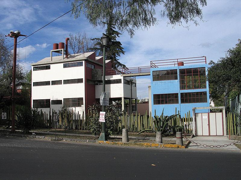 Museo casa estudio diego rivera y frida kahlo - Apartamentos los angeles sevilla ...
