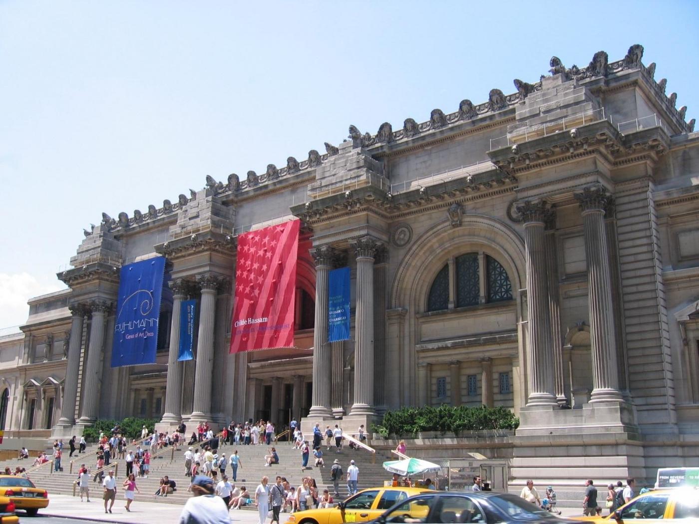 Museo metropolitano de arte met for About the metropolitan museum of art