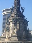 Estructura del Monumento a Colón