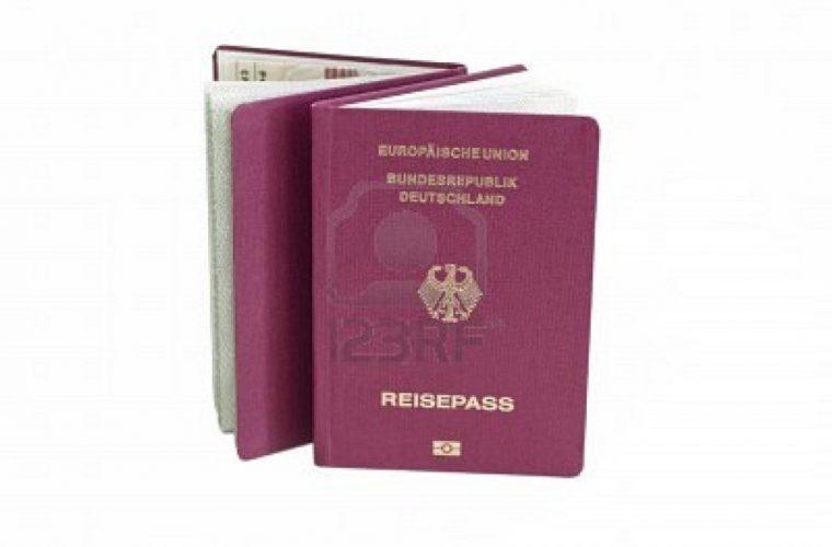 Pasaporte Aleman