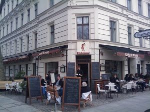 Alimentación y comercio en Berlín
