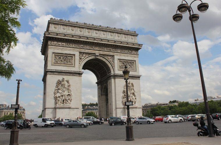 Arco del Triunfo (París)